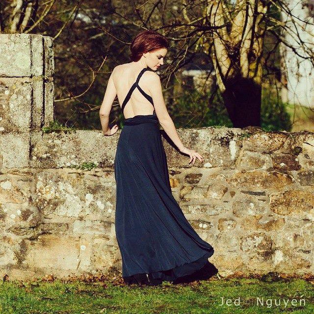 Wrapdress - motací šaty - Obrázek č. 11