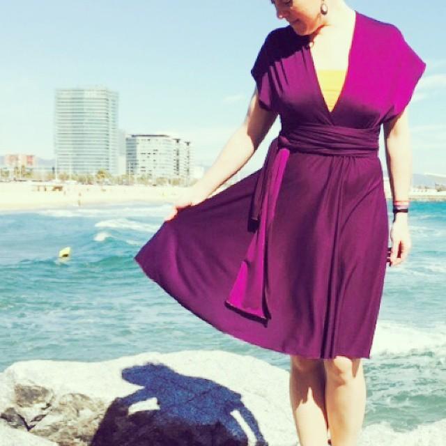 Wrapdress - motací šaty - Obrázek č. 13