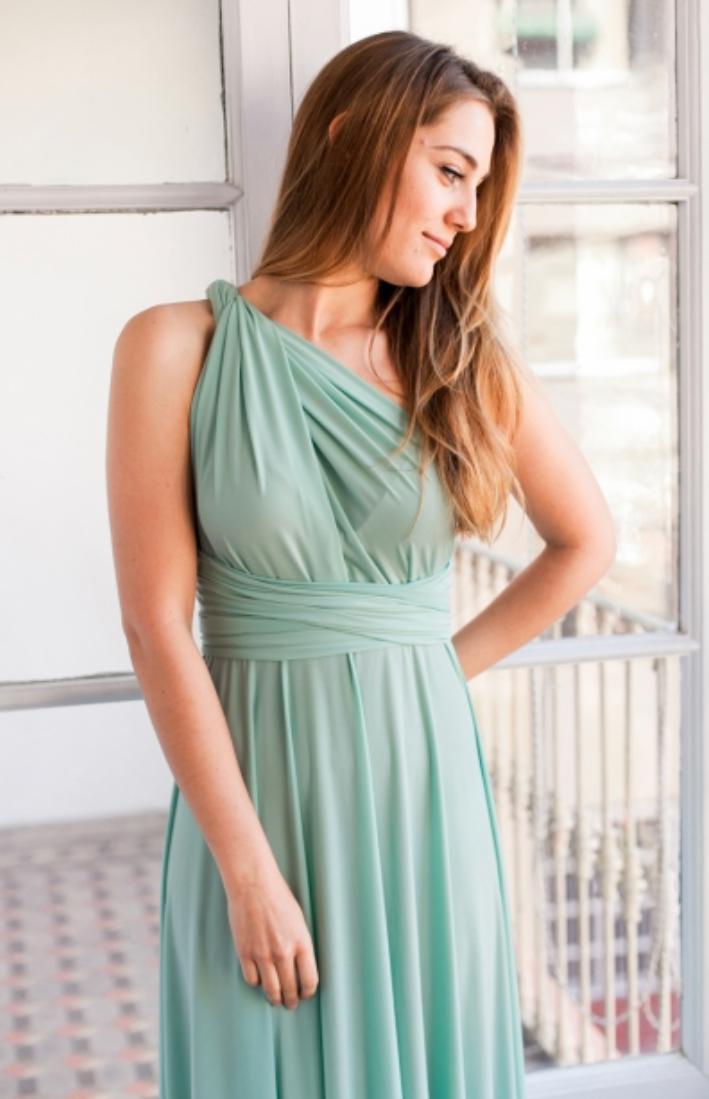 Wrapdress - motací šaty - Obrázek č. 2