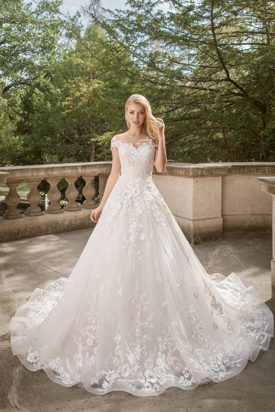 Eva Grandes princeznovské svatební šaty - Daisy svatebni šaty