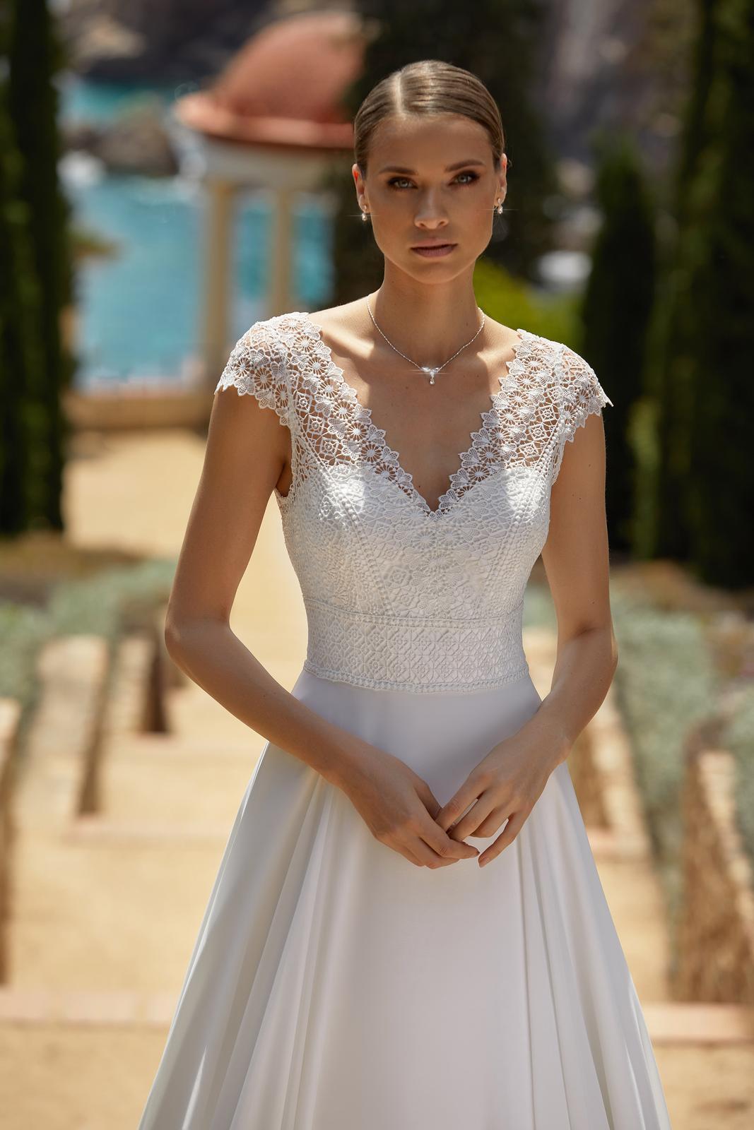 svatbyzbraslav - Svatební šaty Margaret