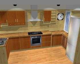 3D grafický návrh před realizací