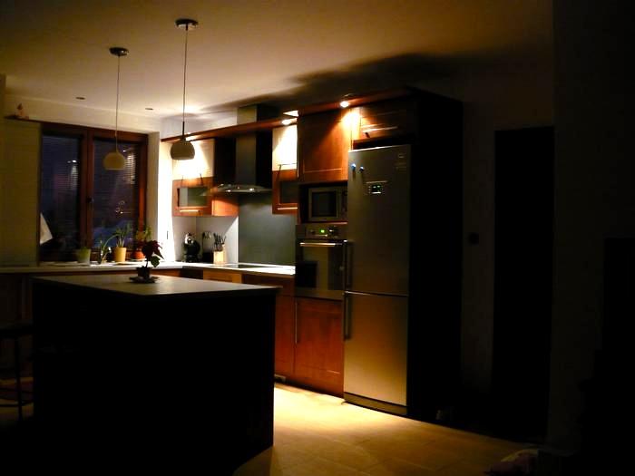 Kuchyňské linky....realizace - Inspirace prostoru