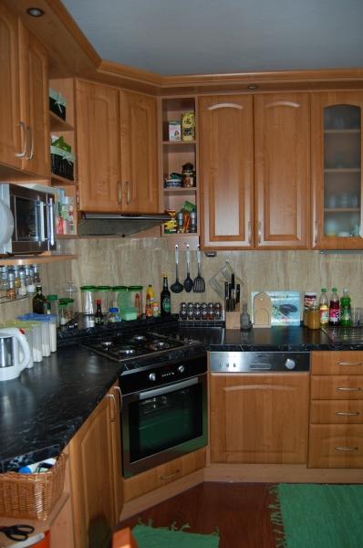 Kuchyňské linky....realizace - Možnost využití velkého prostoru