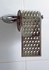 Záchodový papír pro drsnější typy