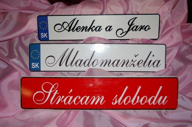Evka a Janko - Aj toto už máme,ale s našimi menami :-)