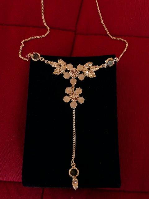 T+T - detailík náhrdelníka...