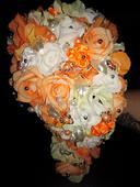 Svatební kytice ,