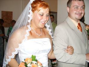 A máme to za sebou..vysmátí manželé Andršovi..