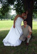 A jedna svatební..