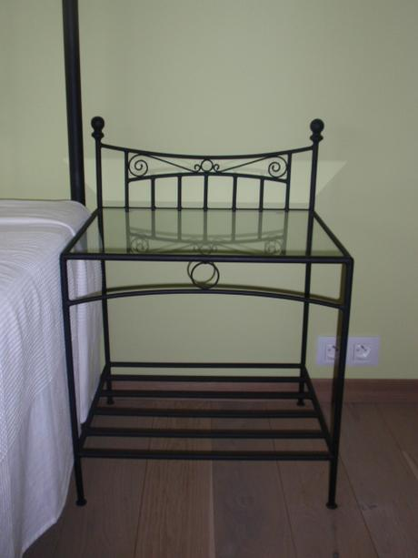 kovová posteľ - Obrázok č. 2