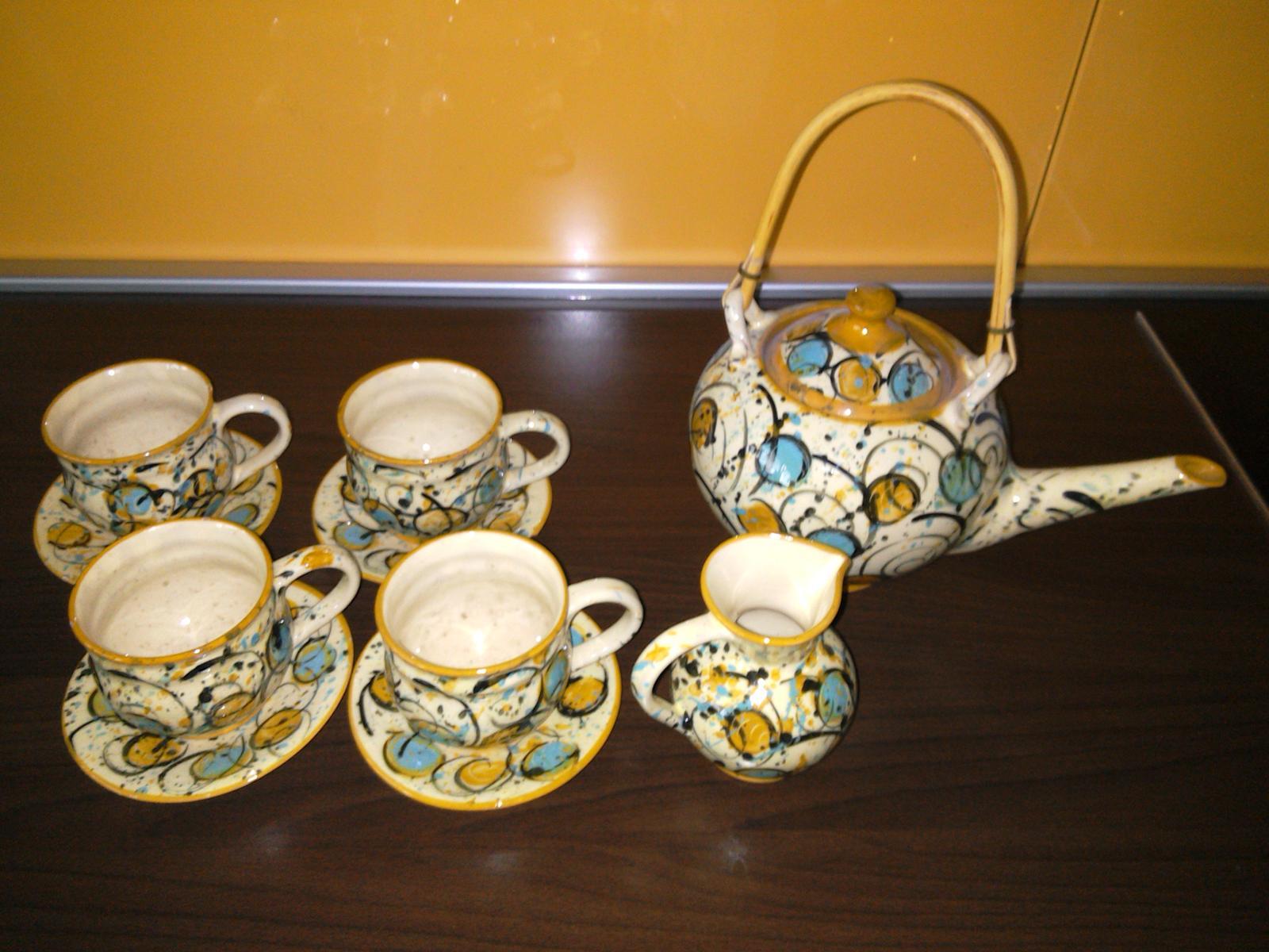 Súprava šálok na kávu, čaj - Obrázok č. 1