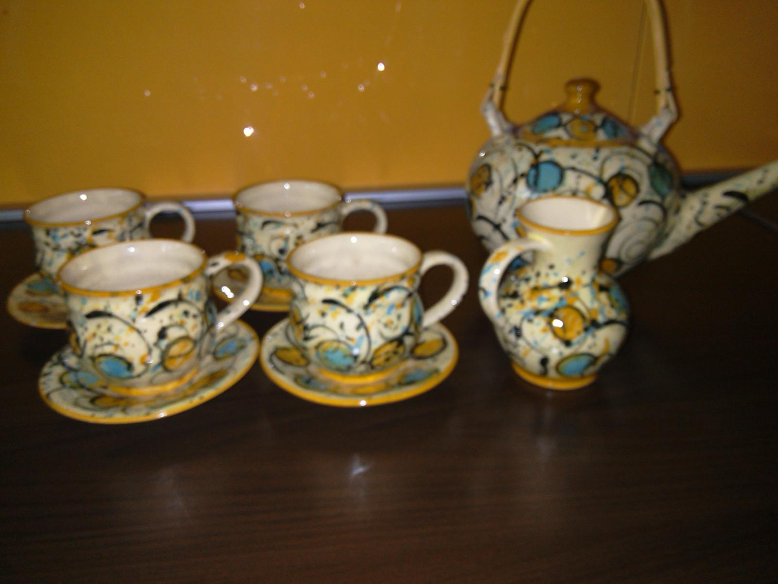 Súprava šálok na kávu, čaj - Obrázok č. 2