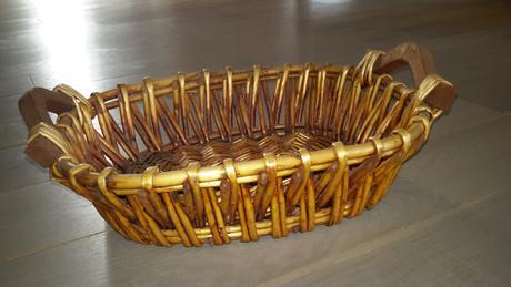 košik na dekoraccie - Obrázok č. 1