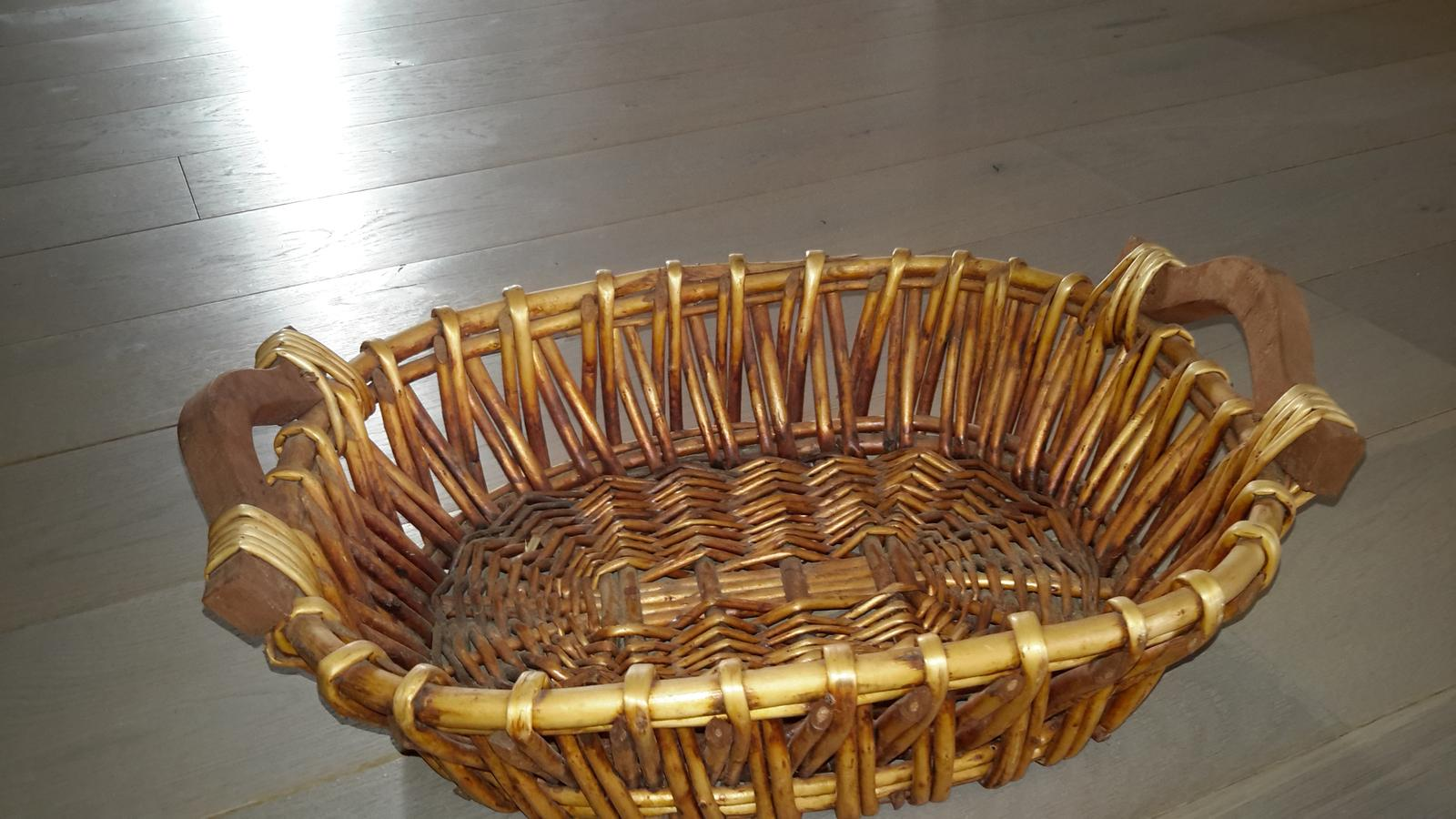 košik na dekoraccie - Obrázok č. 2