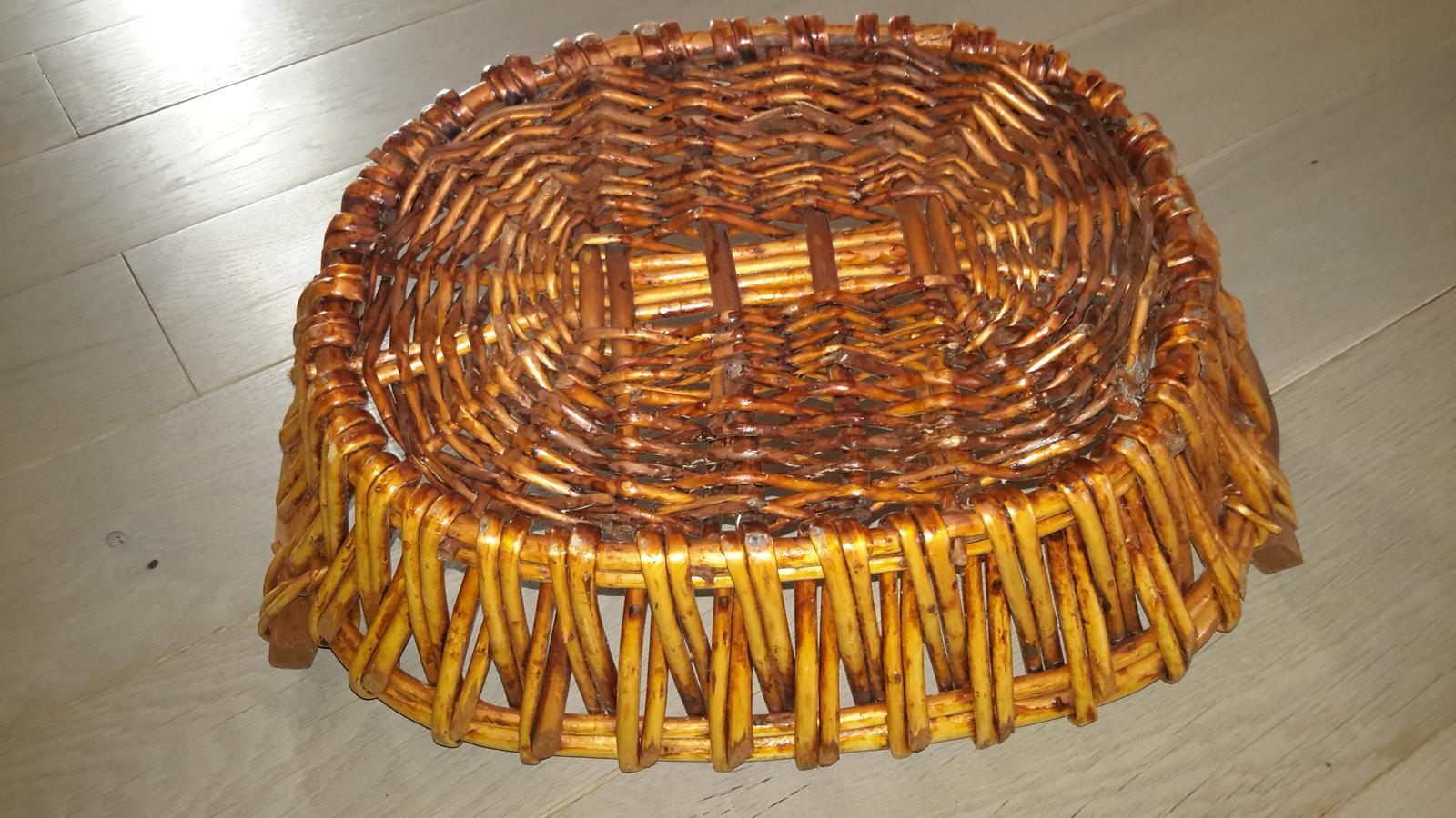 košik na dekoraccie - Obrázok č. 4