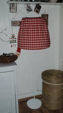 Renovace lampy.