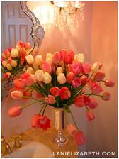 tulipany na stul