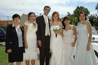 Rodinka zenicha (damska cast)