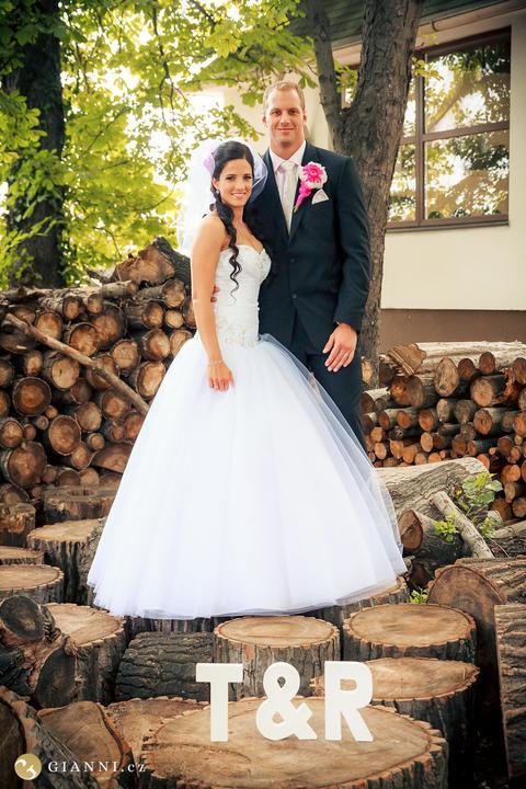 Svatební hostina  v Hotelu Svornost - Obrázek č. 55