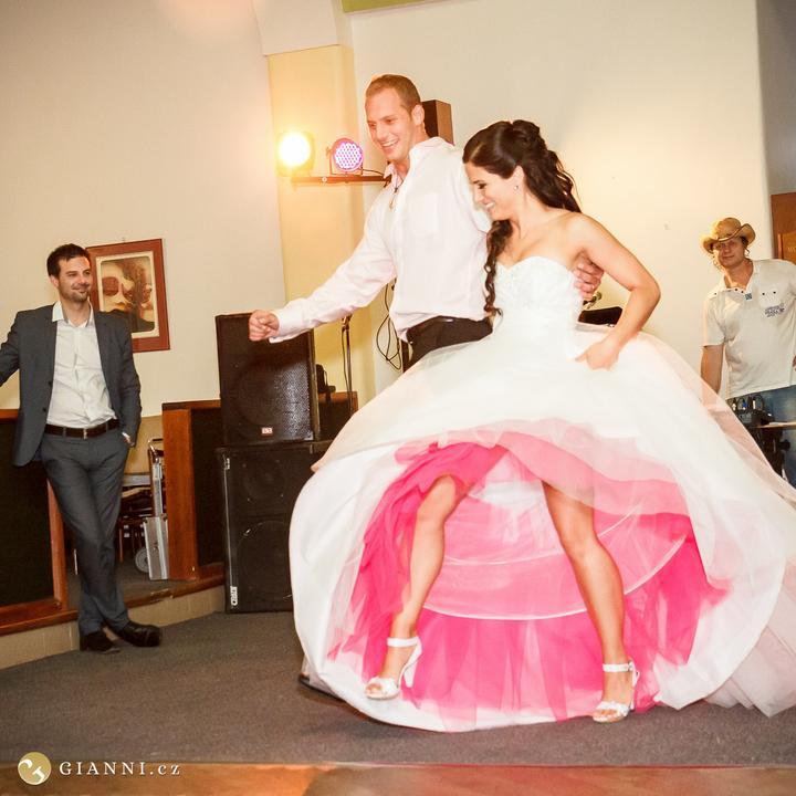 Svatební hostina  v Hotelu Svornost - Obrázek č. 54