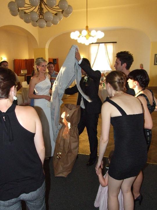 Svatební hostina  v Hotelu Svornost - Obrázek č. 53