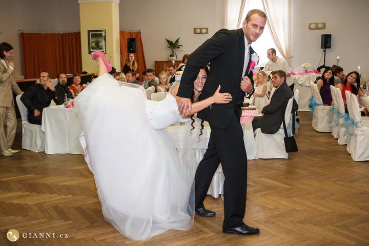 Svatební hostina  v Hotelu Svornost - Obrázek č. 58