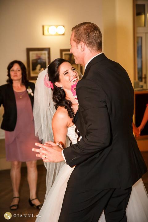 Svatební hostina  v Hotelu Svornost - Obrázek č. 59