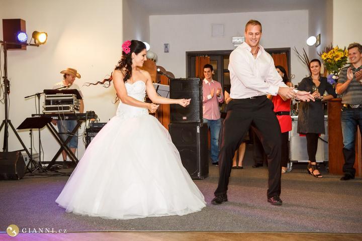 Svatební hostina  v Hotelu Svornost - Obrázek č. 52