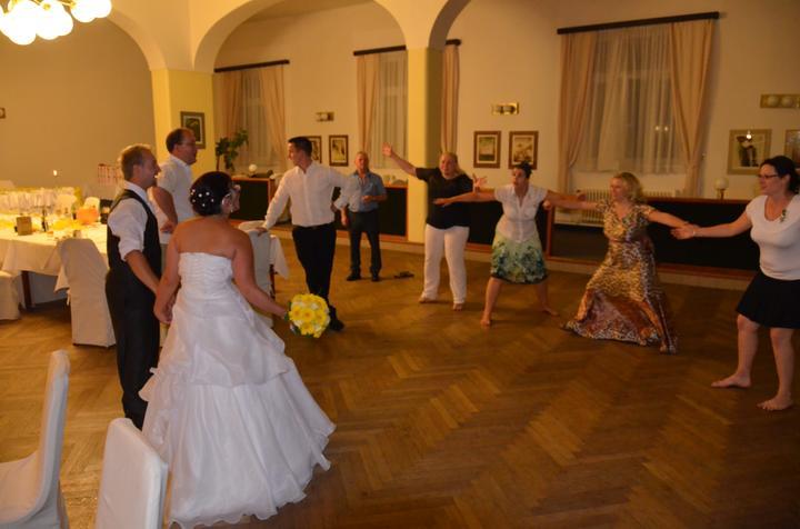 Svatební hostina  v Hotelu Svornost - Obrázek č. 56