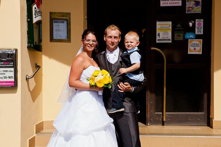 Svatební hostina  v Hotelu Svornost - Obrázek č. 20