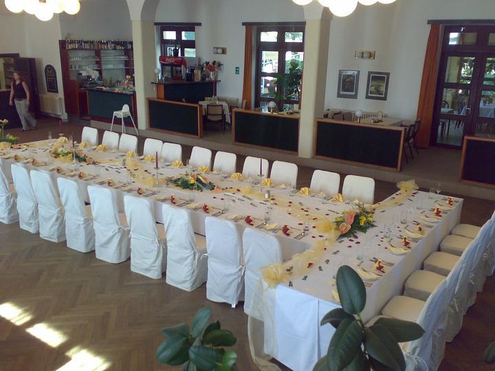 Svatební hostina  v Hotelu Svornost - Obrázek č. 36