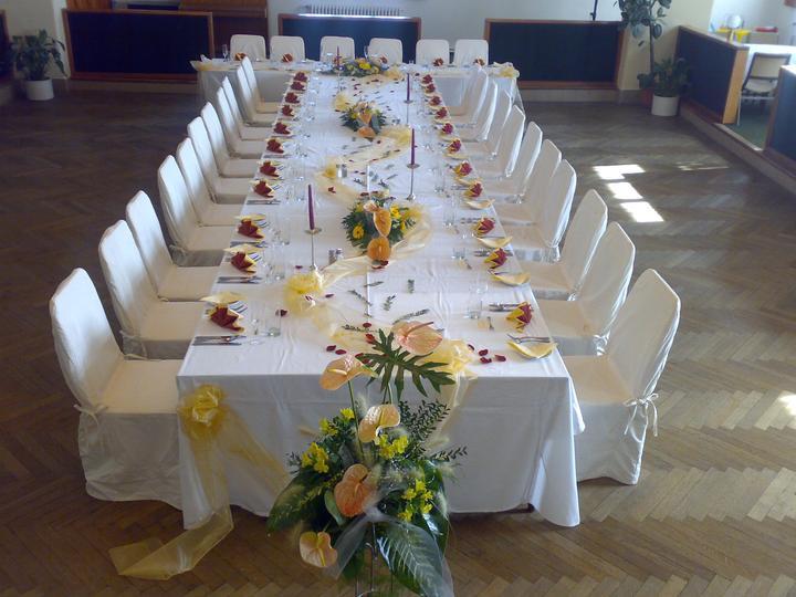 Svatební hostina  v Hotelu Svornost - Obrázek č. 39