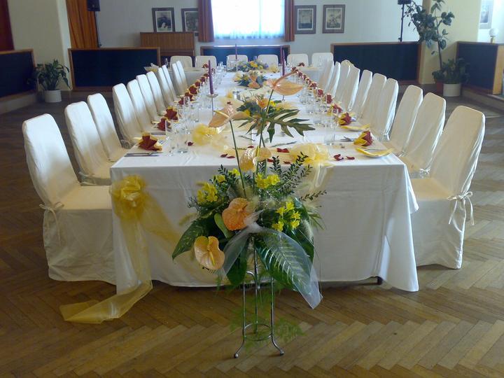 Svatební hostina  v Hotelu Svornost - Obrázek č. 41
