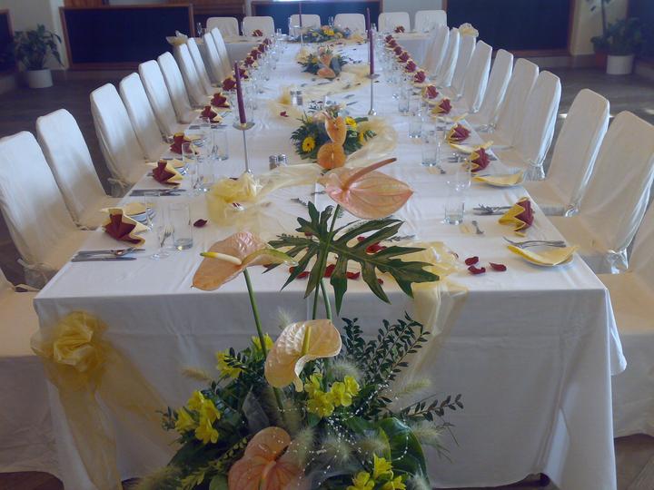 Svatební hostina  v Hotelu Svornost - Obrázek č. 44
