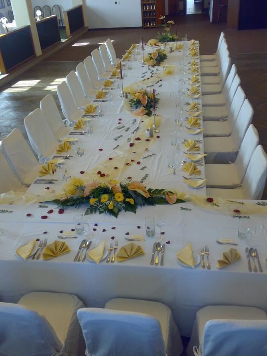 Svatební hostina  v Hotelu Svornost - Obrázek č. 45