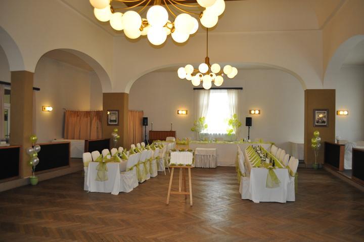 Svatební hostina  v Hotelu Svornost - Obrázek č. 29