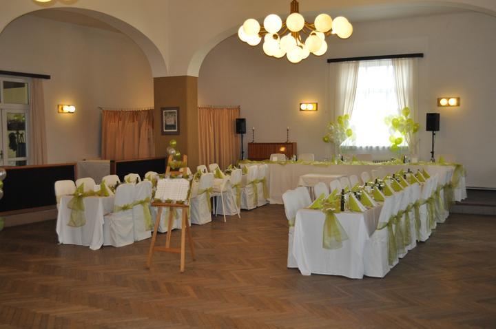 Svatební hostina  v Hotelu Svornost - Obrázek č. 31