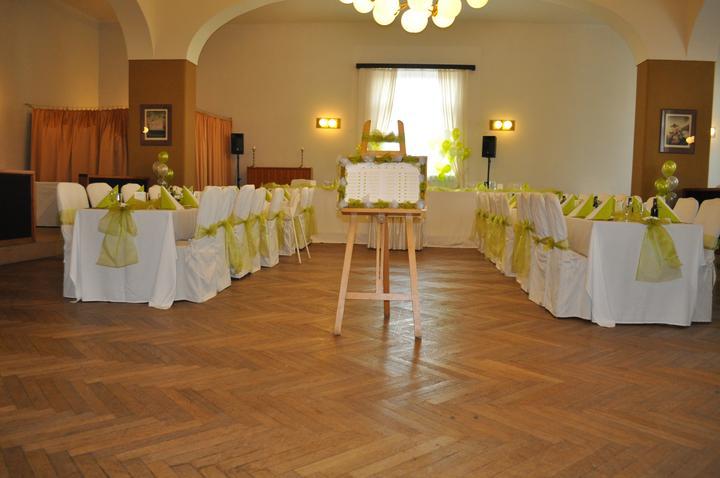 Svatební hostina  v Hotelu Svornost - Obrázek č. 32