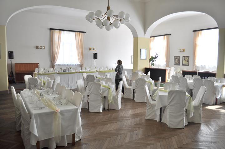 Svatební hostina  v Hotelu Svornost - Obrázek č. 33