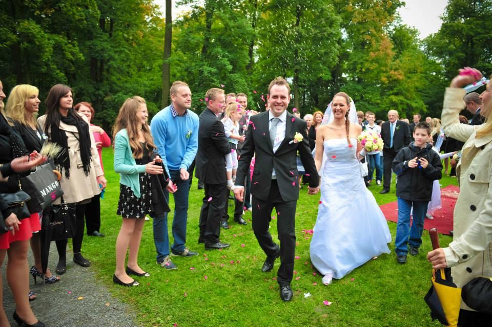 Svatby v roce 2014 - Obrázek č. 1