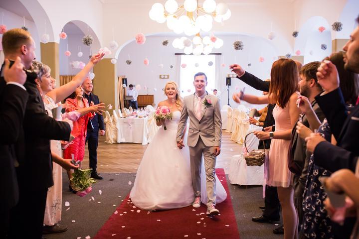 Svatby 2017 - a jsem ženatý, vdaná