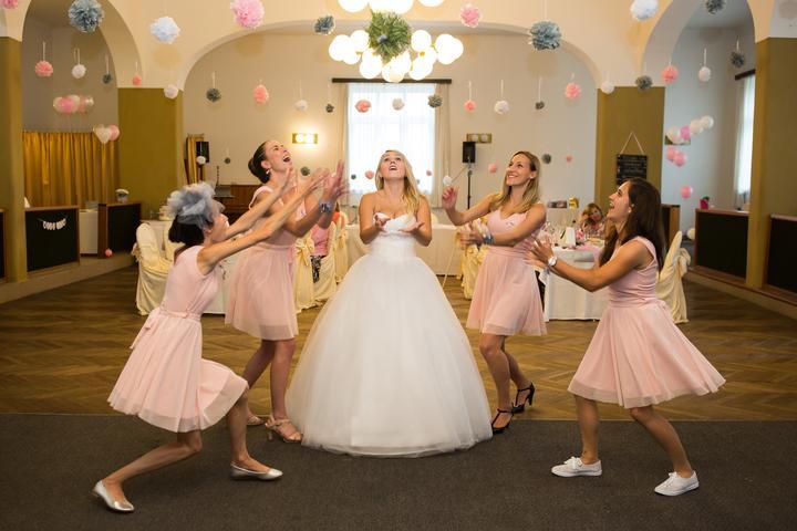 Svatby 2017 - jsem nevěsta