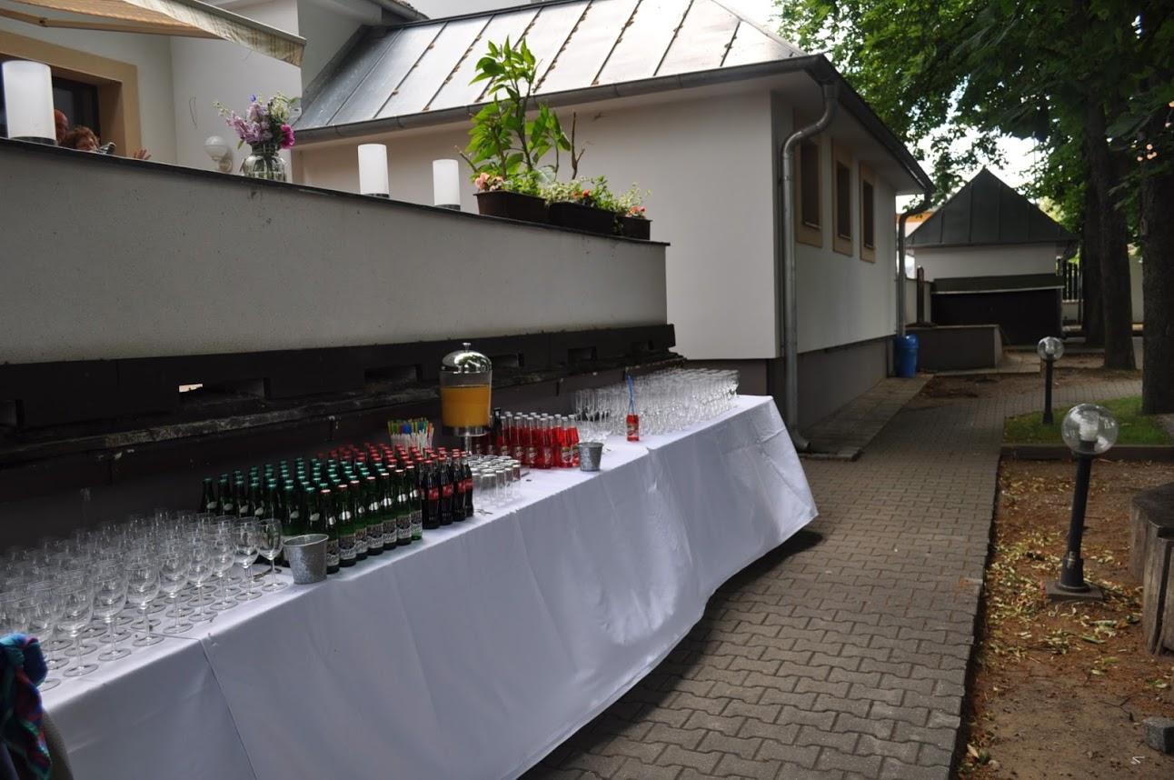 Svatby 2017 - garden party
