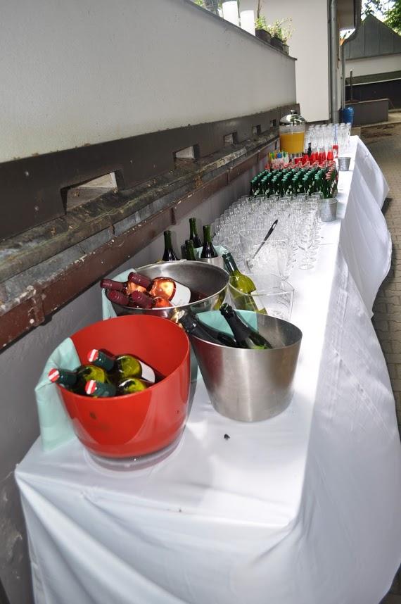 Svatby 2017 - nápojový bar