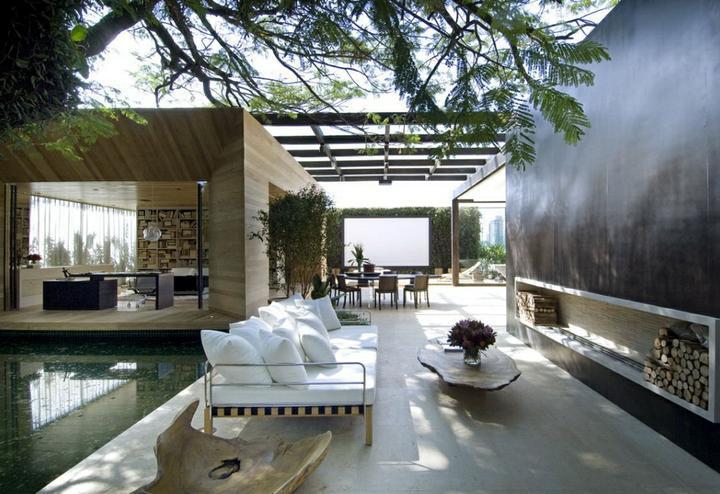 Hledám sponzora - zamilovala jsem se :-) - Dům v Sao Paulu