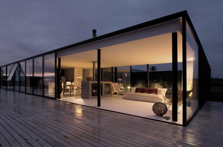 Hledám sponzora - zamilovala jsem se :-) - Dům v Chile
