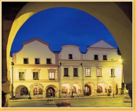 hotel Zlatá hvězda-hostina+spinkání(zajištěno)