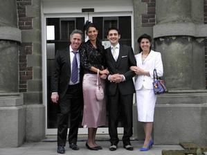 S rodiči manžela