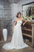 exkluzivní plesové - svatební šaty od Nanay, 38